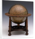 Sphere and stand by Charles Price