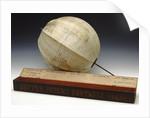 Assembled globe and box by John Betts