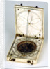 Diptych dial, leaves Ib and IIa by unknown