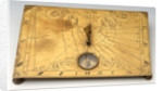 Horizontal dial by unknown