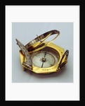 Augsburg dial by Nikolaus Rugendas