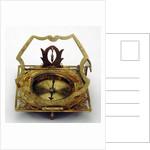 Augsburg dial by Johann Nepomuk Schrettegger