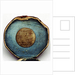 Augsburg dial for latitudes 6 by Ludovicus Theodatus Muller