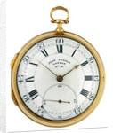 John Arnold's pocket chronometer no. 1/36 by John Arnold
