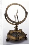 Equinoctial dial by George Adams