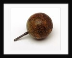 Sphere and handle by Malby & Co