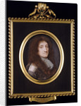 Prince Rupert (1619 -1682), Count Palatine of the Rhine, Duke of Cumberland by Samuel Cooper