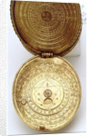 Astronomical compendium, leaves IIa and Ib by Humphrey Cole