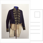 Honourable East India Company uniform: pattern 1830 by unknown