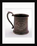 Souvenir tankard from the 'Great Eastern' by unknown