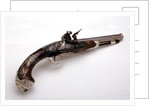 Pistol awarded to Captain Peter Reed by R. Wilson