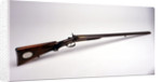 German made shotgun owned by the Sultan of  Witu. by W. Foerster