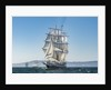 Barque Lord Nelson, Lisbon 2016 by Richard Sibley