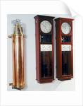 Shortt master and slave clock system No. 16 by William Hamilton Shortt