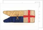 Captain Robert Falcon Scott's sledge flag by unknown
