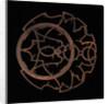 Astrolabe: rete (reverse) by Erasmus Habermel