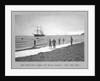 'Terra Nova' (1884) lying off Barne Glacier by Herbert George Ponting