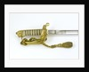 Solid half-basket hilted sword by Wilkinson Sword Company