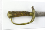 Hilt of hunting sword by unknown
