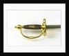 Small-sword of Civil Branch of Royal Navy (Secretary) by Dudley