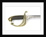 Royal Marines sword by Almond & Company