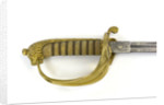 Turkish dress sword by Gieve