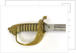 Chinese Maritime Customs sword by J.R. Gaunt & Son Limited