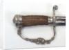 Hilt of hunting sword by Thomas Vicaridge