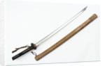 Katana (sword) by unknown