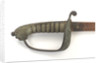 Solid half-basket hilted sword by Grindlay & Company