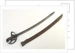 Hanger (sword) by Artillerie Inrichtingen
