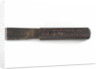 Seaman's knife owned by W.T. Mumford (active 1854) by unknown