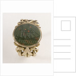 Signet ring by unknown