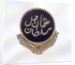Miniature crest by unknown