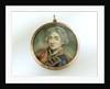 Gold pendant by John Hoppner