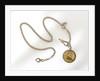 Circular medallion by Lemuel Francis Abbott