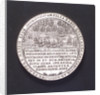 Medal commemorating Admiral Heyn and the capture of the Spanish silver fleet off Matanzas, 1628; reverse by unknown