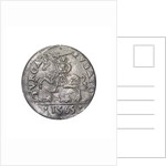 Counter commemorating Malta delivered from the Turks, 1565; reverse by unknown