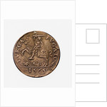 Counter commemorating Malta delivered from the Turks, 1565; obverse by unknown