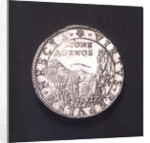 Counter commemorating the capture of Gertruidenberg, 1593; reverse by unknown