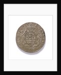 Counter commemorating losses by storm, 1593; reverse by unknown