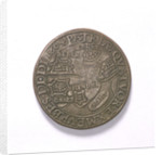 Counter commemorating the siege of Ostend, 1604 and the capture of other cities; reverse by unknown