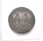 Counter commemorating the Treaty of Twelve Years, 1609; obverse by unknown