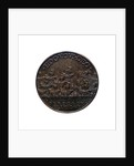 Medal commemorating the defeat of the Turkish fleet, 1455; reverse by unknown