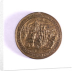 Medal commemorating the Battle of the Texel and the death of Admiral Tromp, 1653; reverse by J. Livens
