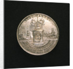 Medal commemorating the bicentenary of the deliverance of Flushing, 1772; obverse by T. van Berckel
