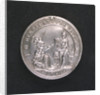 Medal commemorating the outbreak of the Fourth Dutch War, 1781; obverse by unknown