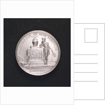 Medal commemorating Admiral Willem Crul of Holland and West Friesland; reverse by Johann Georg Holtzhey