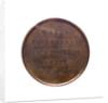 Medal commemorating Admiral J. H. van Kinsbergen; reverse by J.H. Simon