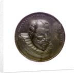 Medal commemorating Admiral Pieter Heyn (1578-1629); obverse by M.C. de Jun Vries